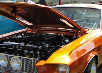 Enjoy classic rides at Surf City during Cruise the Coast in Lincoln City, OR