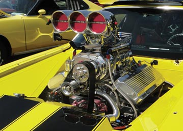 Enjoy muscle cars at Surf City during Cruise the Coast in Lincoln City, OR